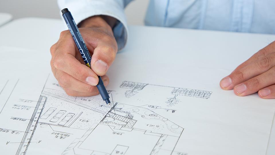設計~施工のすべてを自社対応